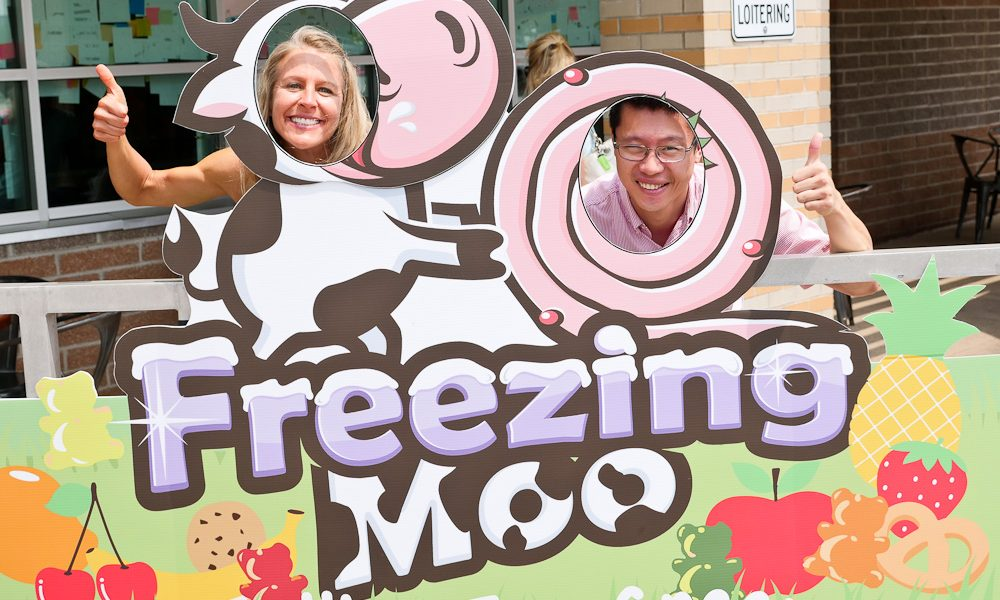 Starfish Project and Freezing Moo Team Up To Give Back